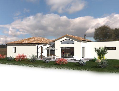 Maison au sud de Nantes