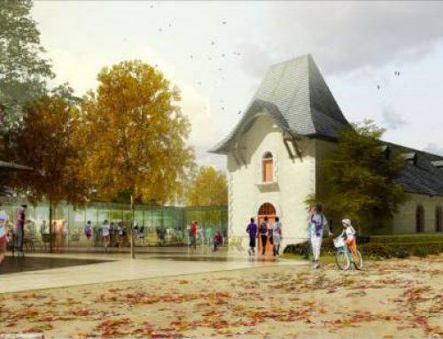 Réhabilitation du musée Méheut à Lamballe