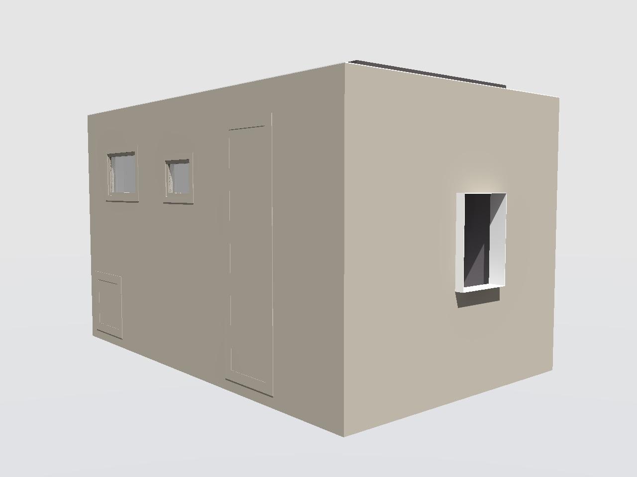 Camping car PL 4x4